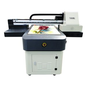 3d uv pembungkusan mesin cetak kertas logam kayu pvc pembungkusan Mesin percetakan
