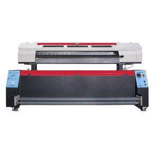 Pencetak sublimasi pewarna format tekstil yang besar untuk fabrik