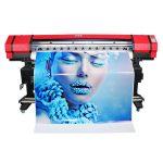 lebar format 6 warna flexo spanduk pelekat pelekat inkjet pelarut