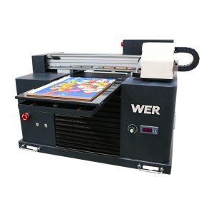 pencetak a3 uv, pencetak flatbed flat kecil automatik yang canggih