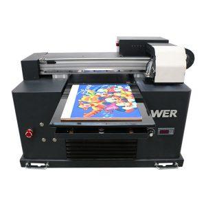 a2 a3 percetakan digital inkjet digital besar pencetak flatbed uv