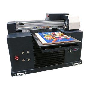 Mesin cetak inkjet diketuai pencetak uap flatbed untuk saiz a3 a4
