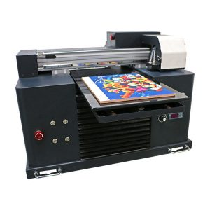 Reka bentuk baru mini membawa flatbed a3 a4 saiz desktop epson uv pencetak