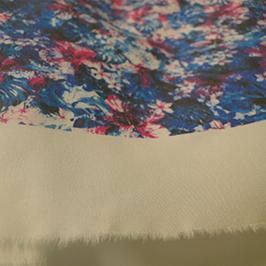 Percetakan tekstil digital sampel 2 oleh pencetak tekstil digital WER-EP7880T