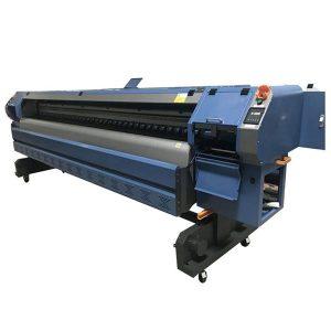 K3204I K3208I 3.2m resolusi tinggi mesin mencetak flex laminated panas