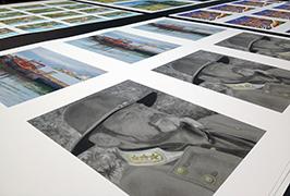 Kertas Foto dicetak oleh pencetak pelarut eco 1.8m (6 kaki) WER-ES1802 2