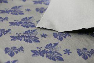 Percetakan tekstil sampel 2 oleh mesin printng tekstil digital WER-EP7880T