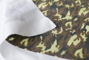 Sampel percetakan tekstil 3 oleh mesin printng tekstil digital WER-EP7880T