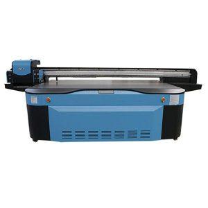 format besar kelajuan tinggi digital flatbed cina uv pencetak untuk percetakan kaca