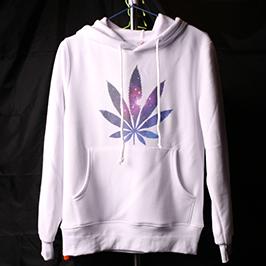 Percetakan baju sweater putih oleh pencetak t-shirt A2 WER-D4880T
