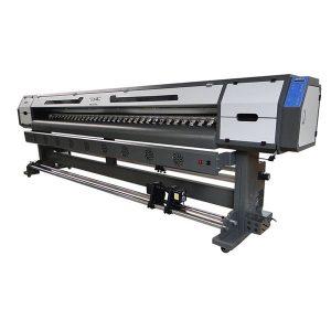 3.2m dgi 5113 kepala pencetak pelarut eko 10 kaki mesin percetakan banner flex